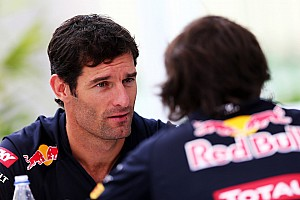 Formula 1 Breaking news Webber to give 2013 Red Bull track debut