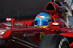 Formula 1 Breaking news Ferrari's Alonso to sit out Jerez test