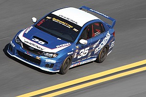 Grand-Am Race report Spaude runs hard in final SCC race with Subaru