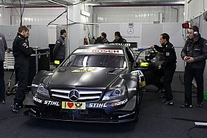 DTM Special feature Robert Kubica first test for DTM at Valencia - video