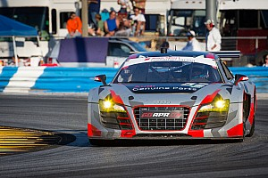Grand-Am Race report APR Motorsport narrowly misses GT class victory at Daytona 24H