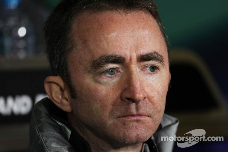 McLaren admits Lowe's future uncertain