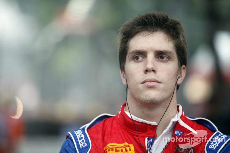 Happy Razia says Marussia race seat 'a dream'