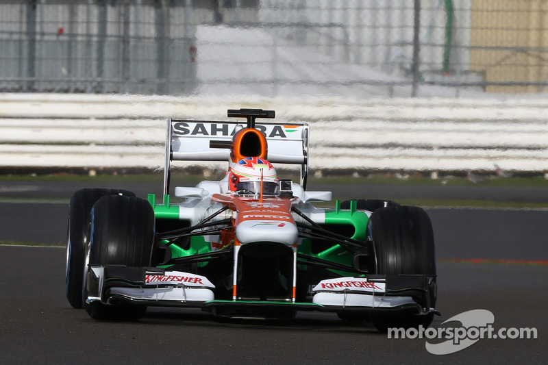 Mallya and Szafnauer full of anticipation about 2013 season