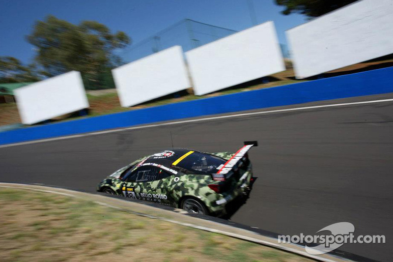 Maranello Motorsport prepare to go for glory at Mount Panorama