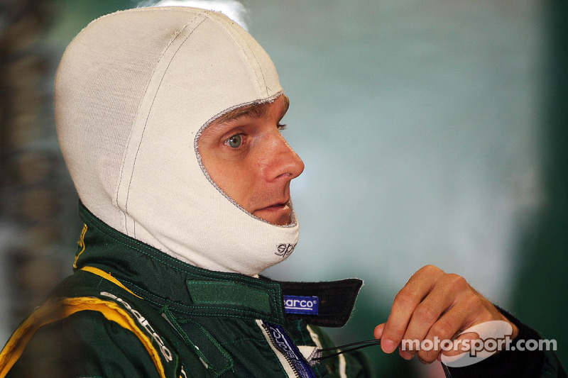 Kovalainen could have new Caterham role - boss