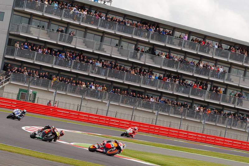 Silverstone MotoGP™ Paddock on the move