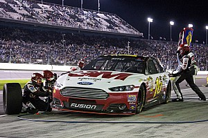 NASCAR Cup Race report  Ford drivers comment on Daytona Unlmited