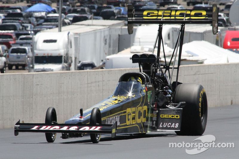 Lucas ready for first elimination session of the season at Pomona