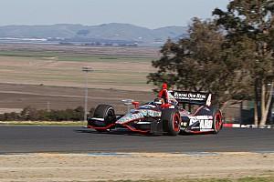 IndyCar Testing report J.R.Hildebrand positive after Sonoma testing