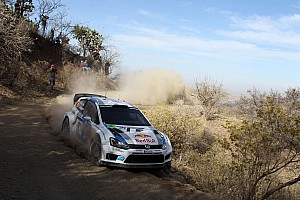 WRC Leg report Ostberg and Neuville lead the way for Qatar M-Sport on Rally Mexico