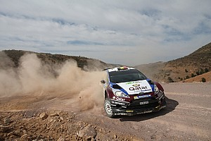 WRC Leg report Neuville moves into podium postion on third day of Rally Mexico