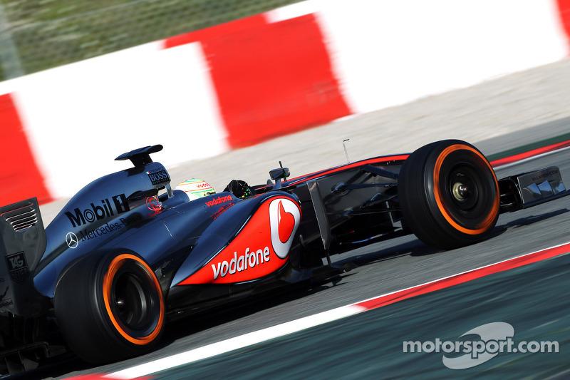 Vodafone confirms McLaren exit