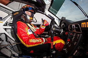 ALMS Practice report MOMO NGT team spent the test and practice days preparing for Sebring 12 Hours