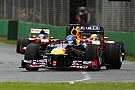 Infiniti Red Bull Racing quotes for Melbourne race
