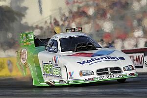 NHRA Race report Beckman earn semifinal finish at Gatornationals