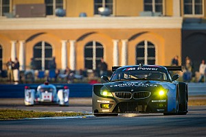 ALMS Race report Excellent race for Max Martin at 12 Hours of Sebring