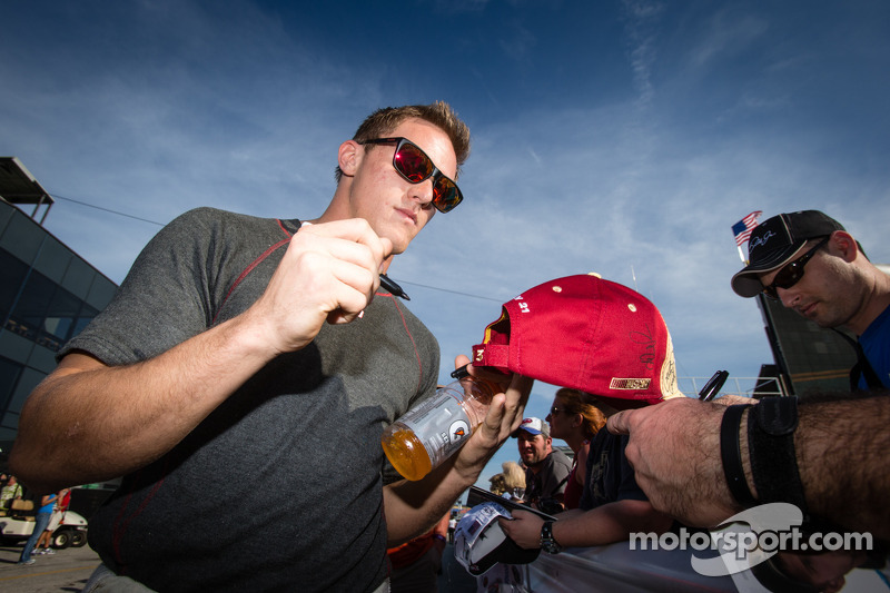 Kyle Busch Motorsports eager to race at Royal Purple 300