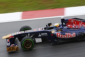 Formula 1 Qualifying report Toro Rosso after qualifying at Malaysian GP