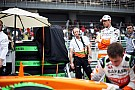 Wheel nuts ruined Malaysian GP for Sahara Force India