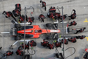 Formula 1 Breaking news Marussia to use Ferrari or Mercedes power in 2014