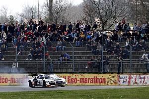 Blancpain Sprint Race report Flat tyre ruined Vanthoor race in Nogaro