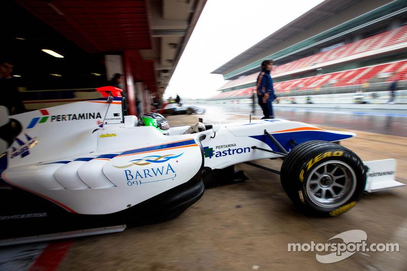 GP3 Series adds Valencia to the 2013 calendar