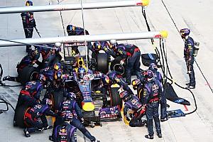 Formula 1 Breaking news Three teams beat old McLaren pitstop record