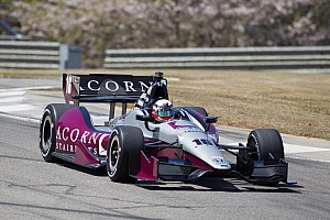 IndyCar Qualifying report Jakes to start 11th and Rahal 21st on the Grand Prix of Alabama