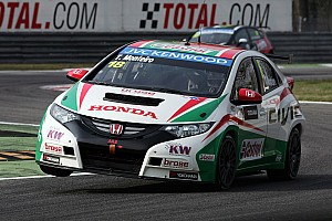 WTCC Qualifying report Collision ruins qualifying for Monteiro in Marrakech
