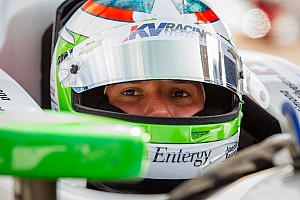 IndyCar Qualifying report KV Racing Technology disappointed with qualifying results at Barber