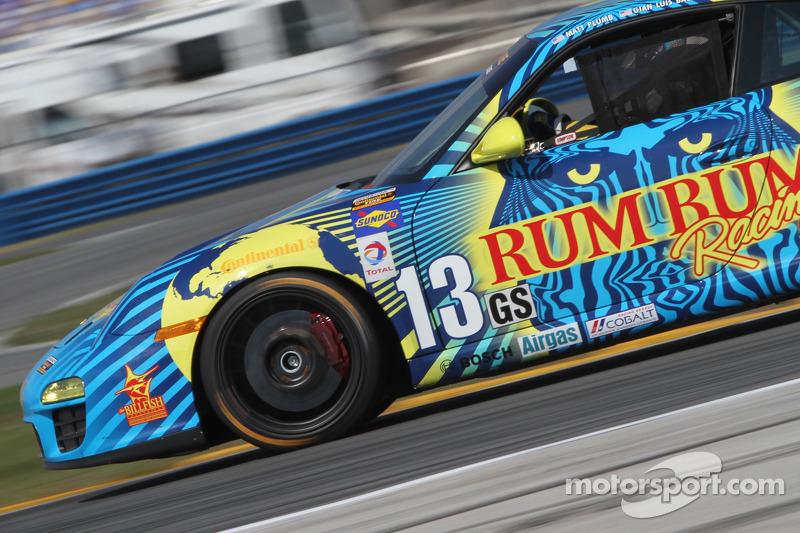 Rum Bum Racing returns to victory lane at Barber