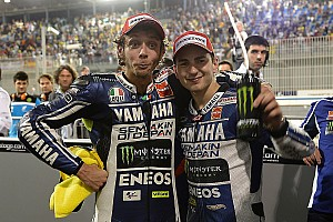 MotoGP Race report Double delight as Yamaha dominate in Qatar