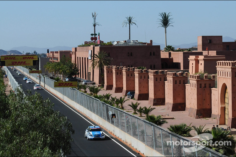 Chevrolet's MacDowall third in independents points after Marrakech