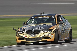 Grand-Am Race report Gearbox problems ruined Carter and Plumb race at Barber Motorsports Park