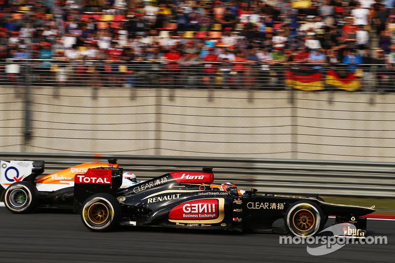 Lotus to sell stake to fund Raikkonen deal - report