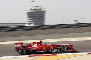 Formula 1 Practice report A calm Friday start in the desert for Ferrari in Bahrain