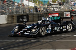 ALMS Race report Challenging day at Long Beach for Scott Tucker, Level 5