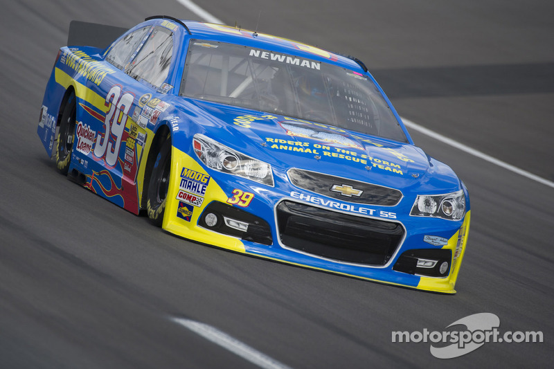 Ryan Newman looking for a success at Richmond