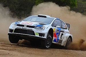 WRC Qualifying report Latvala fastest in Argentina qualifying
