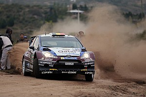 WRC Leg report A rally of endurance and a rally of hardship for Qatar M-Sport
