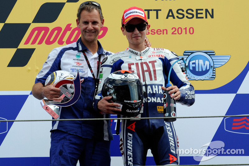Yamaha Team Manager Wilco Zeelenberg talk about season and Lorenzo