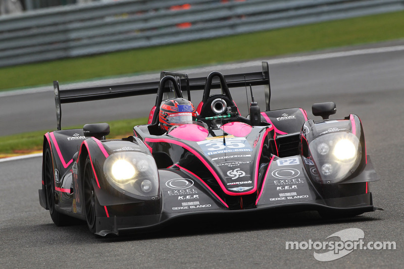 Second raw for two OAK Racing LM P2 cars at Spa