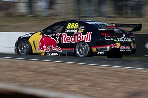 Supercars Race report Lowndes breaks Skaife record with Saturday's Super Sprint win in Perth