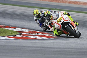 MotoGP Qualifying report Challenging day for Andrea Iannone in Jerez