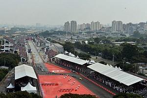 "IndyCar Commentary Lisa's Sao Paulo ""Back Talk"""