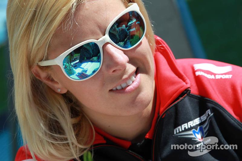 De Villota to return to F1 paddock this weekend