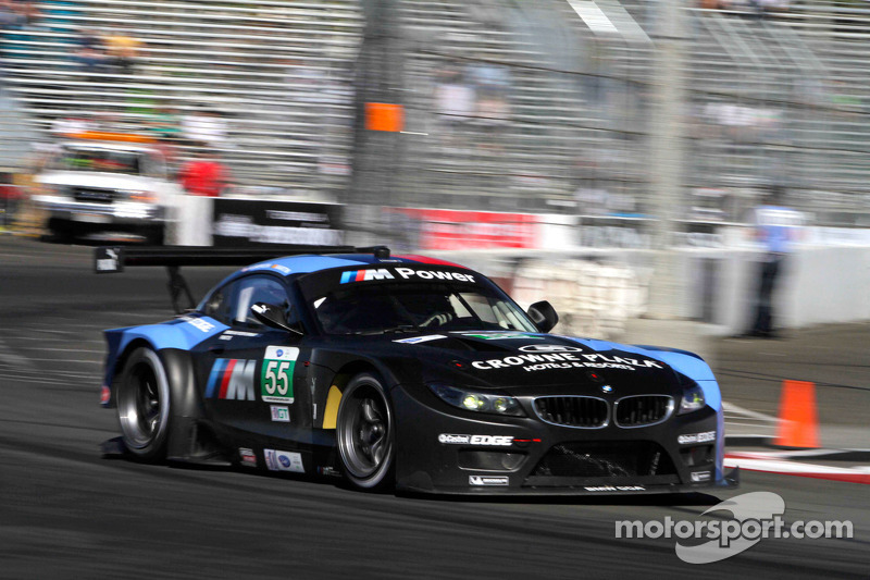 BMW Team RLL ready for the next round at Laguna Seca