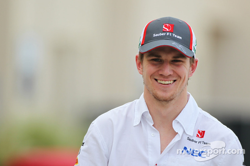 Formula 1 star Hülkenberg returned to his F3 roots at Hockenheim