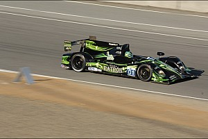 ALMS Qualifying report Extreme Speed Motorsports qualifies third and fourth at Laguna Seca